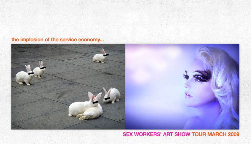 Sex Workers' Art Show Tour March 2009